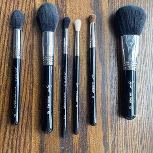 Sigma Makeup Brush Bundle F35 F25 F20 E40 E35 E37
